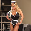 Maid for you teddy set