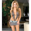 Hot wired dress