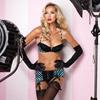 Burlesque provocative set