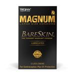 Trojan magnum bareskin lubricated