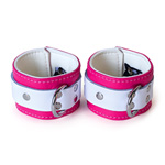 Pink candy jaguar cuffs reviews