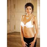 White maximum cleavage bra reviews