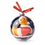 Holiday ball santa duckie reviews