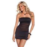 Strapless black dress reviews
