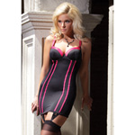 Chemise with garters reviews