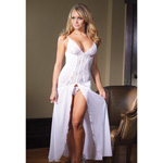 Blushing brides gown and g-string reviews
