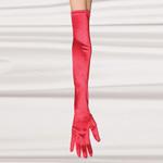 Satin lycra gloves reviews