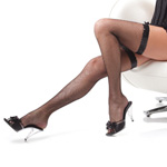Thigh high fishnet stockings reviews