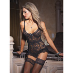 Black lace bustier reviews