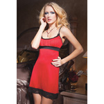 Red cotton chemise reviews