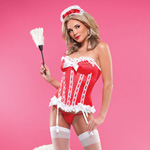 Red maid corset reviews