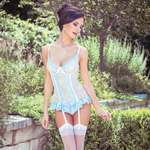Something Blue bustier reviews