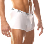 White cotton boxer brief reviews