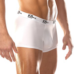 White boxer brief reviews