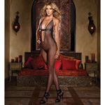 Stud detail bodystocking reviews