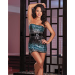 Sequin dress belt and thong reviews