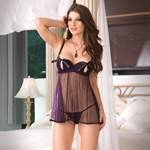 Open back babydoll reviews