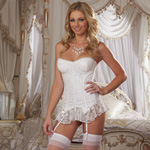 White love is beautiful bustier reviews