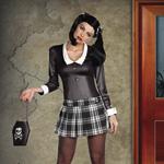 """Gothic Schoolgirl"""