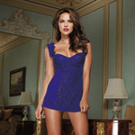 Sequin chemise and thong reviews