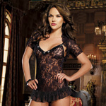 Chemise thong and jacket reviews