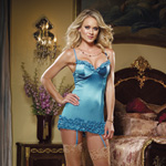 Flirtation garter chemise reviews