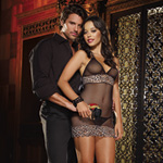 Chemise, thong and dvd reviews