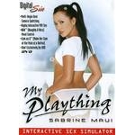 My Plaything: Sabrine Maui reviews