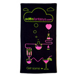 EdenFantasys beach towel reviews