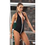 Black halter romper bodysuit reviews