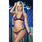 Hot pink snap off bra and bikini reviews