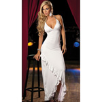 White long gown reviews