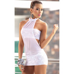 Divine white babydoll and g-string reviews