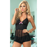 Black babydoll and boyshort reviews