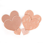 Crème heart pasties reviews