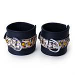 Leopard bling cuffs reviews