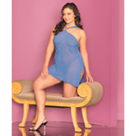 Loungerie chemise with side ties reviews