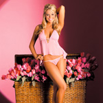 Bejeweled hearts cami and g-string reviews