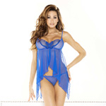 Butterfly babydoll & g-string red reviews