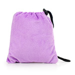 Purple padded pouch reviews