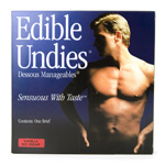 Edible undies male reviews