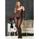 Mini daisy lace bodystocking reviews