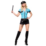 Police costume reviews