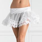 Floral lace petticoat reviews