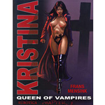 Kristina Queen of Vampires Vol: 1 reviews