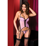 Lace front bustier & thong reviews
