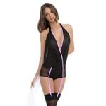 Madeline Boutique halter jumper with garters reviews