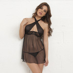 Tres Sexy babydoll with g-string reviews
