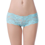 Aqua lace panty reviews