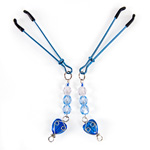 Fresh heart beaded nipple clamps reviews